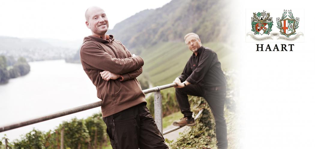 Nachhaltiger Weinbau bei dem Weingut Reinhold Haart