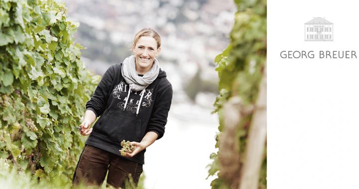 Sustainable Wine from Georg Breuer Germany Theresa Breuer