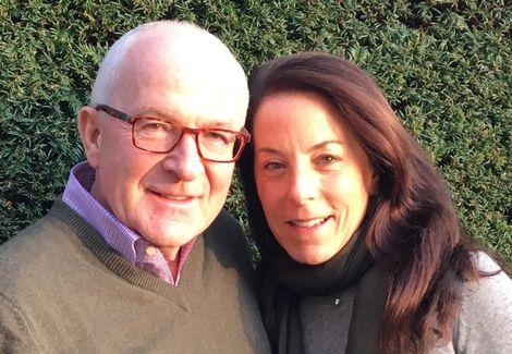 Albert Behler und seine Frau Robin Kramer, Eigentümer