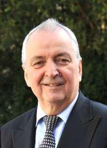 Foto von Klaus Töpfer, ehemals Direkt des UNEP und Bundesumweltminister