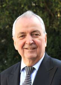 Picture of Klaus Töpfer, former director of UNEP and Secretary of State for the Environment