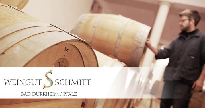Sustainable Wine from Jochen Schmitt Germany