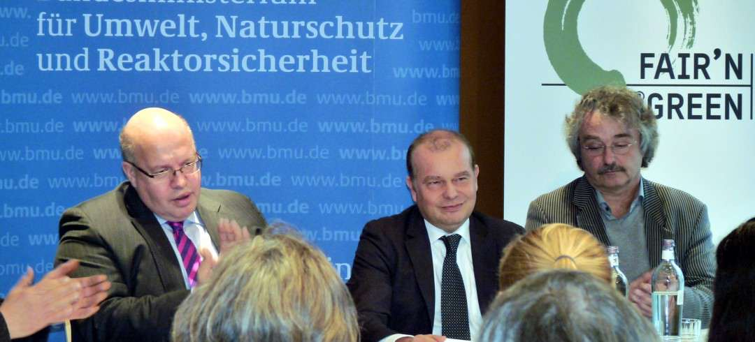 FAIR and GREEN Nachhaltigkeit Statement Dr. Keith Ulrich